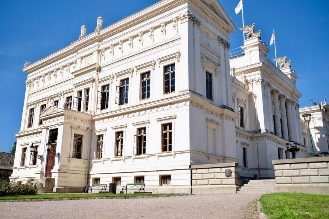 Lunds Universitets hovedbygning 1