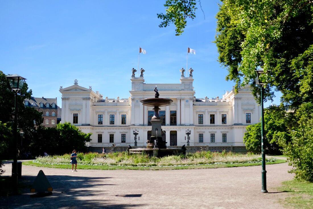 Lunds Universitets hovedbygning 2