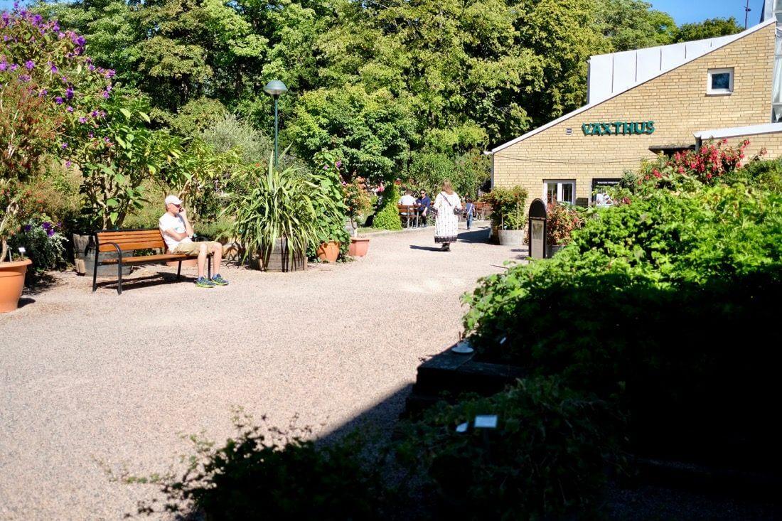 Botaniska trädgården ÖstraVallgatan20 - 2