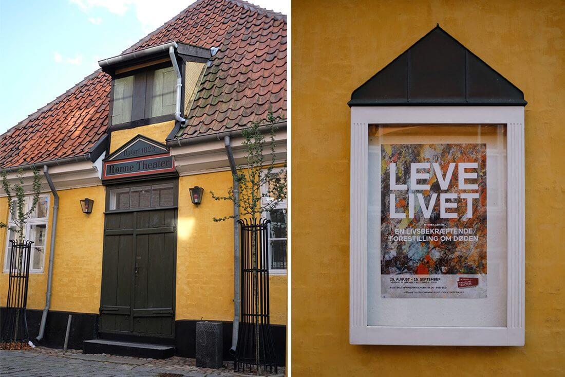 ronne teater indgang kulturformidleren_dk