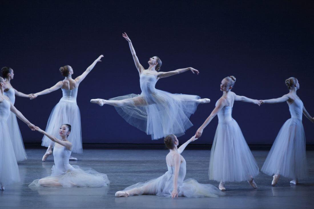 New York City Ballet Seranade