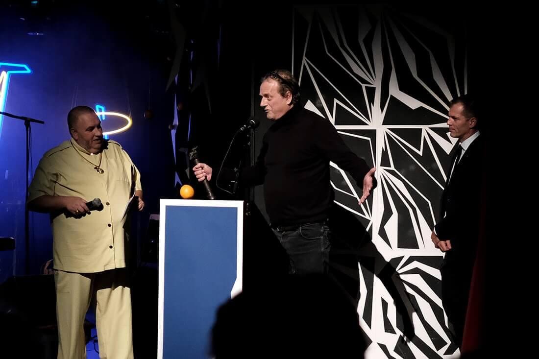 Frands Rifbjerg til DMA Jazz kulturformidleren
