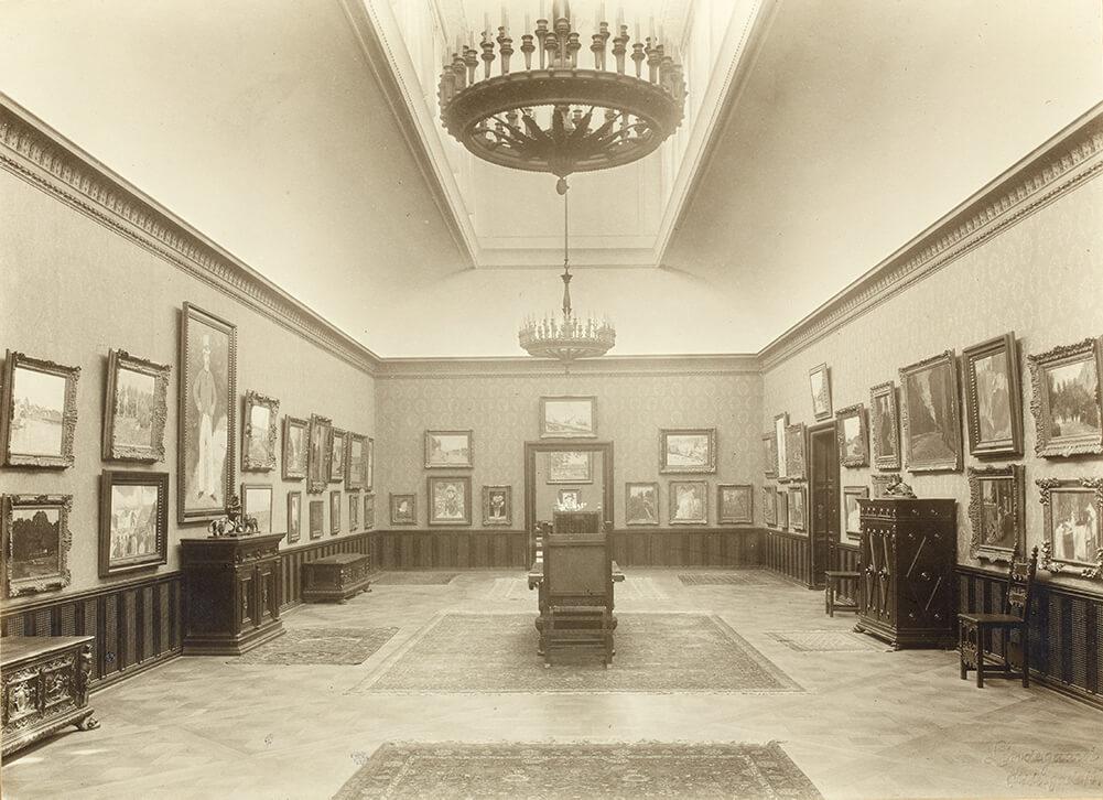 Impressionistsalen, 1922