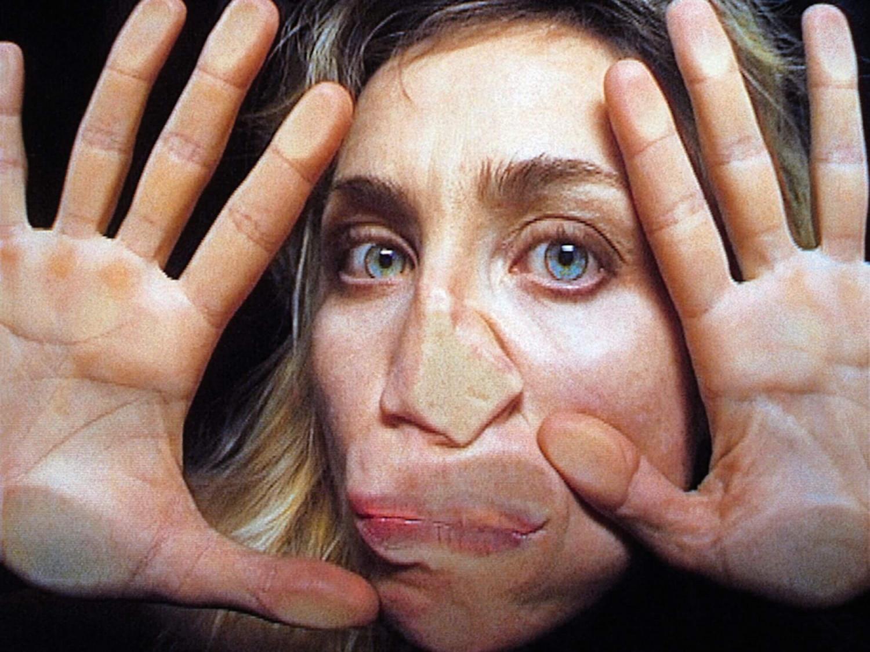 Beskrivelse: Pipilotti Rist Open My Glade (Flatten), 2000