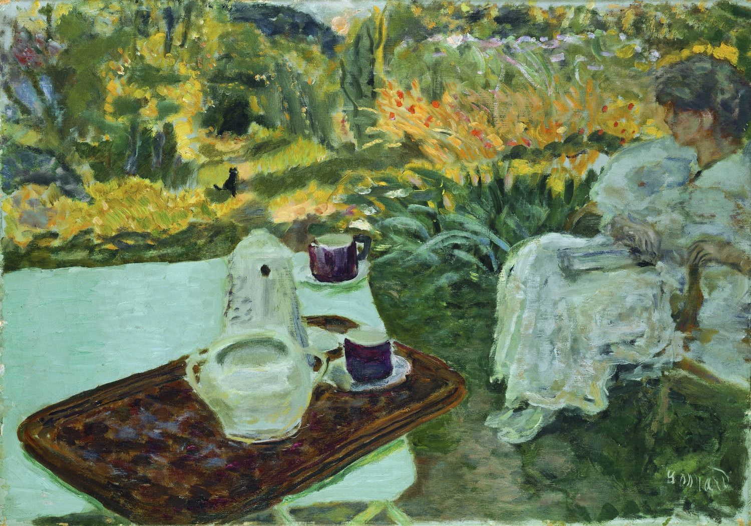 Pierre Bonnard – The Colour of Memory
