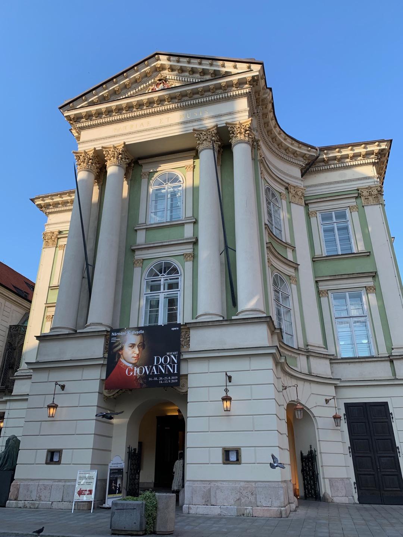 Pas på, hvis du skal se Mozarts Don Giovanni i Prag - 1