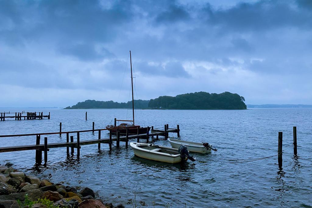 billed af ø ved gendamerstien