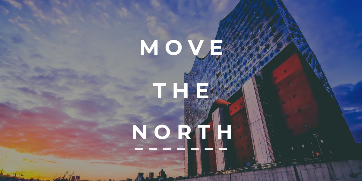Stundom til Move the North - kulturformidleren