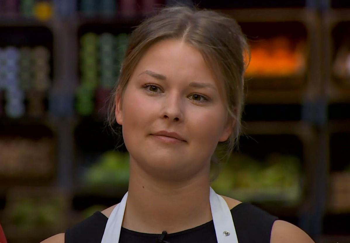 Madblogger Beksemad Rebekka Mikkelsen MasterChef 2019 Foto: TV3