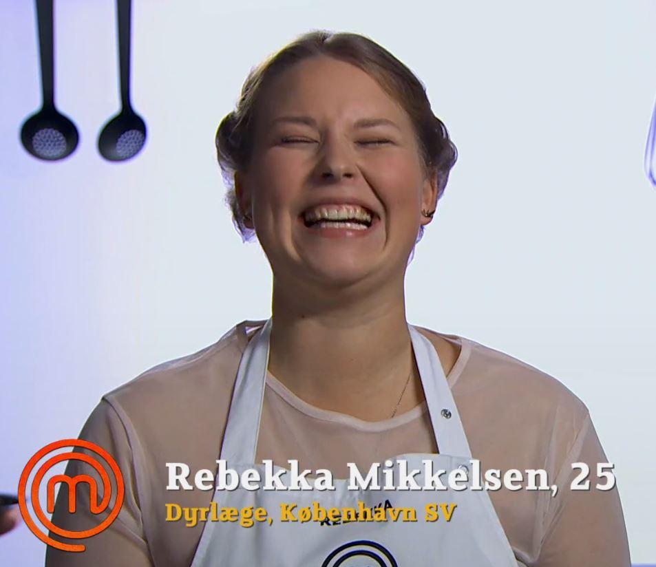 Rebekka Mikkelsen MasterChef kvartfinale 2019 Foto: TV3