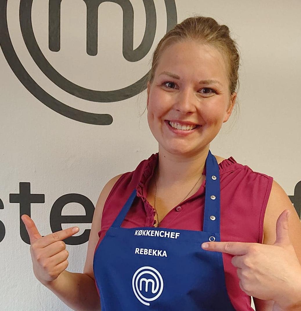 Rebekka Mikkelsen køkkenchef i MasterChef Jul 2019