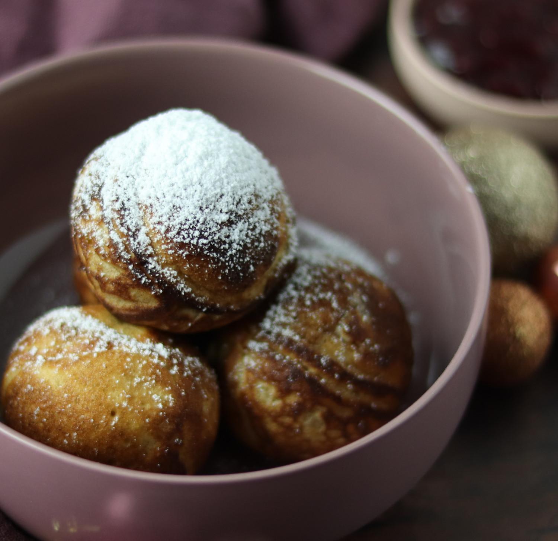 Æbleskiver fra MasterChef Jul 2019 - Rebekka Mikkelsen fra MasterChef laver hjemmelavede æbleskiver ala Beksemad