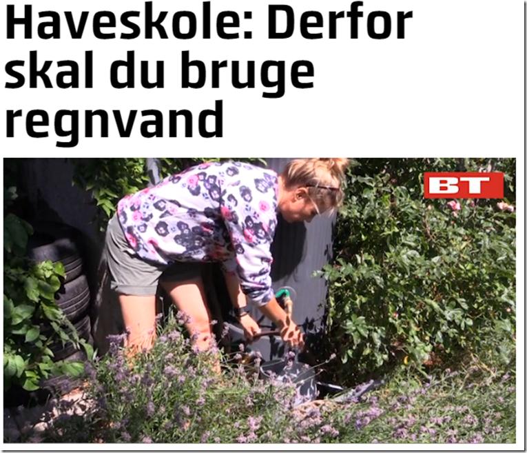 Kvistens haveskole opsaml dit regnvand Dorthe Kvist Meltdesignstudio b