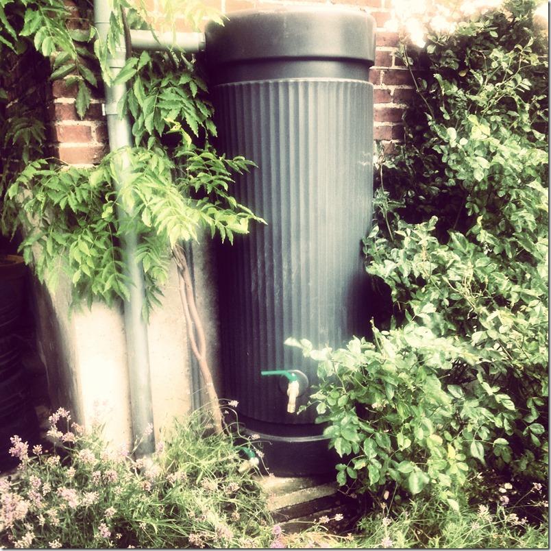 Regnvandstønde genvand.dk foto Dorthe Kvist Meltdesignstudio