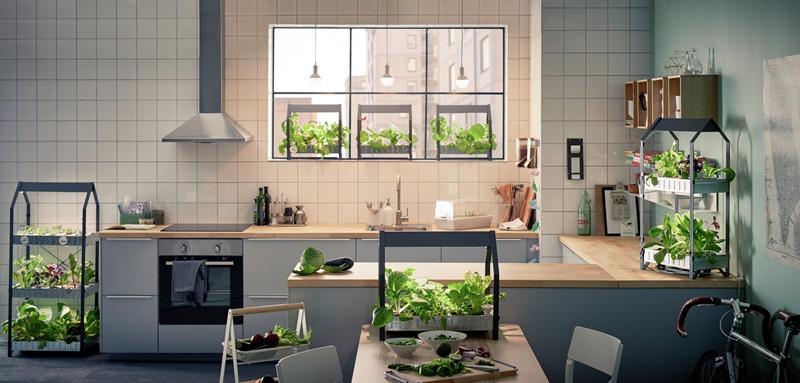 Window gardening sådan dyrker du uden jord  IKEA Dorthe Kvist Meltdesignstudio (24)