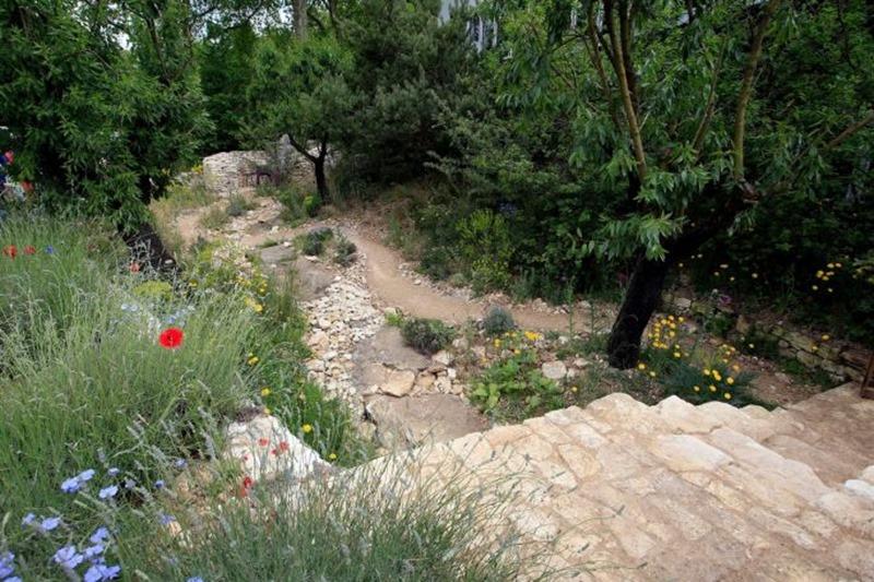 loccitaine garden chelsea 2016 trends