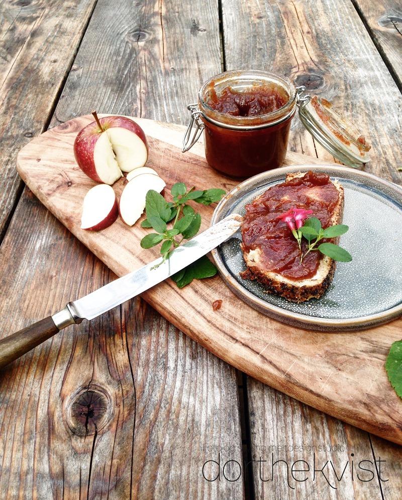 EAT Æblesmør Foto og styling Dorthe Kvist Meltdesignstudio 2