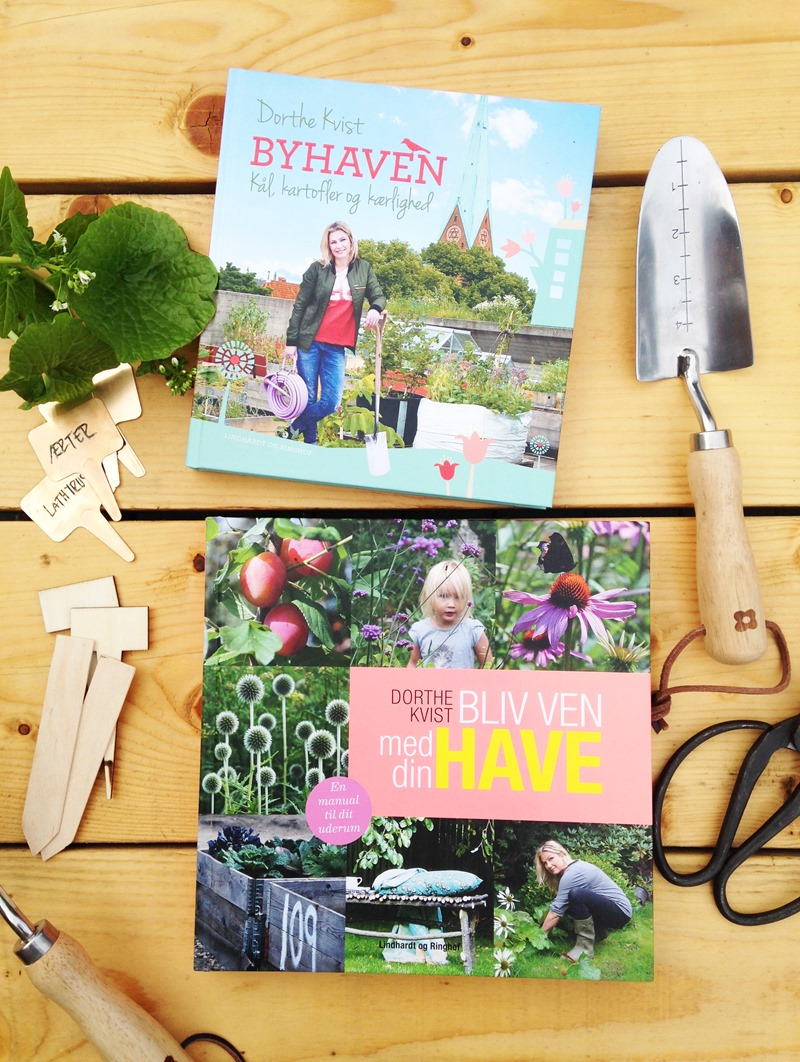 Byhaven og Bliv ven med din have Dorthe Kvist Foto Dorthe Kvist Meltdesignstudio