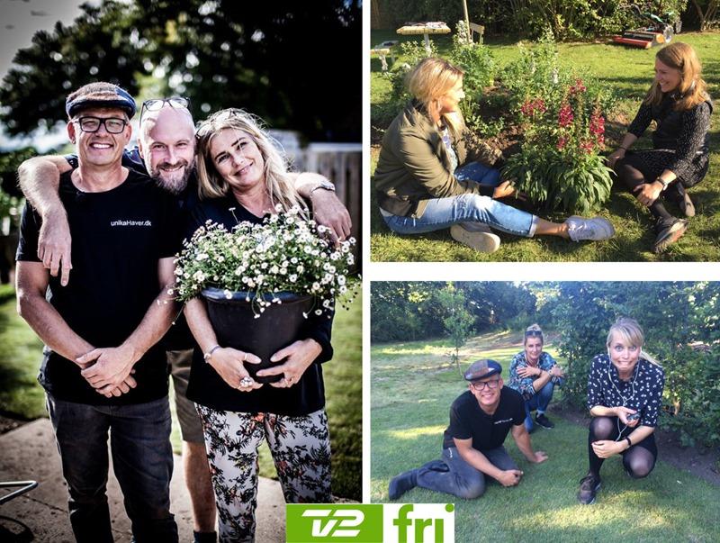 Tv premiere En have i gave Foto Jeppe Melchiorsen TV2 A