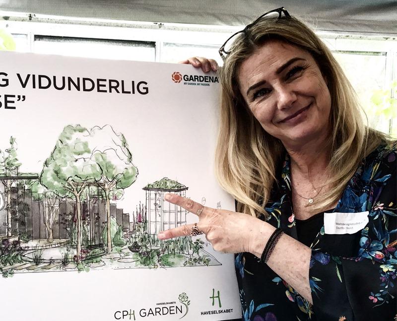 Havedesign tanke rom min showhave CPH garden Dorthe Kvist Meltdesignstudio 2