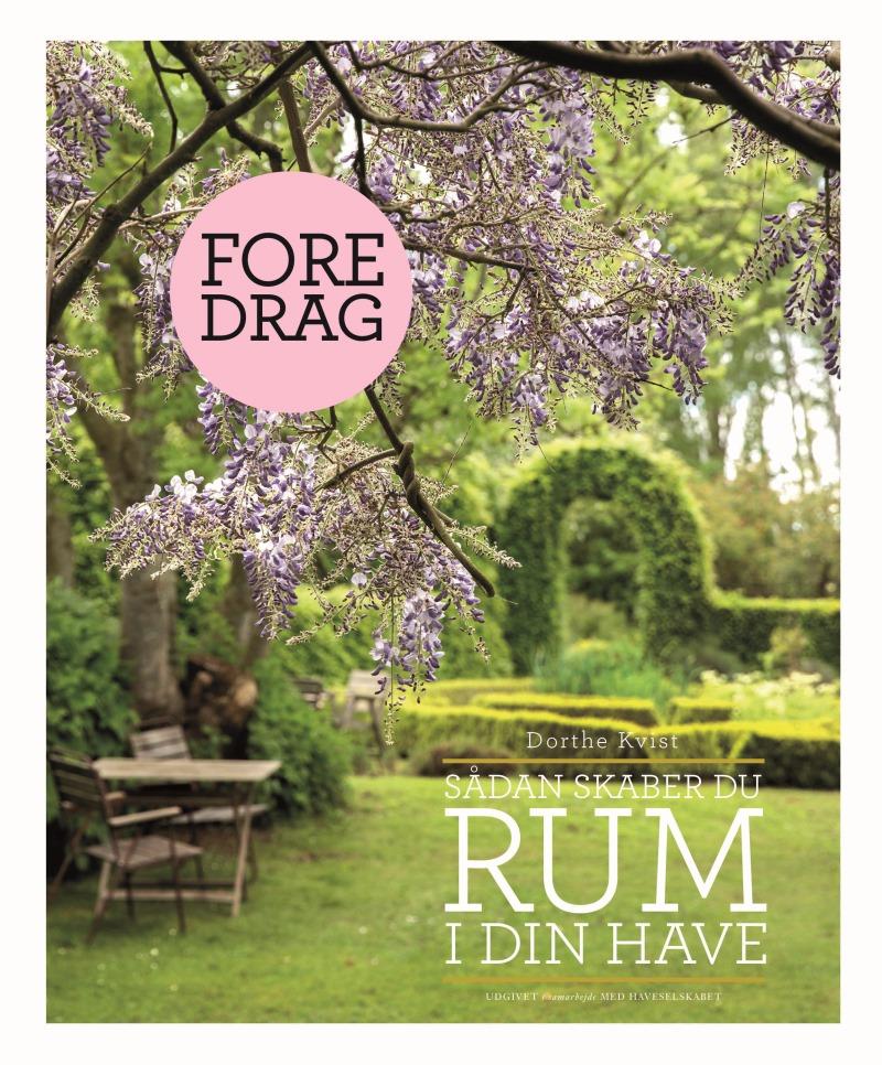 Foredrag RUM i haven Haveselskabet Ærø Dorthe Kvist Meltdesignstudio 1