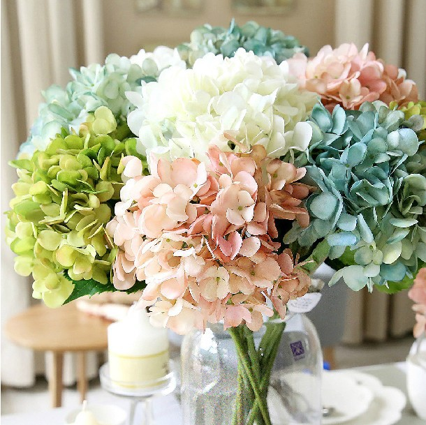 Top-Quality-Home-Office-Party-Banquet-Wedding-Decoration-Flowers-Hortensia-Real-Touch-Hydrangea-Artifical-Flowers-without