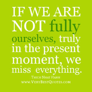 fully ourselves