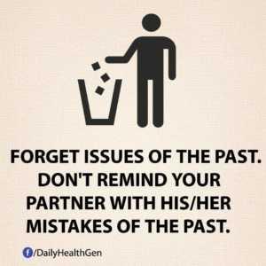 no past
