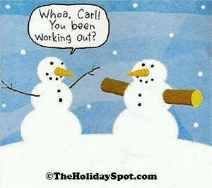snowman-joke