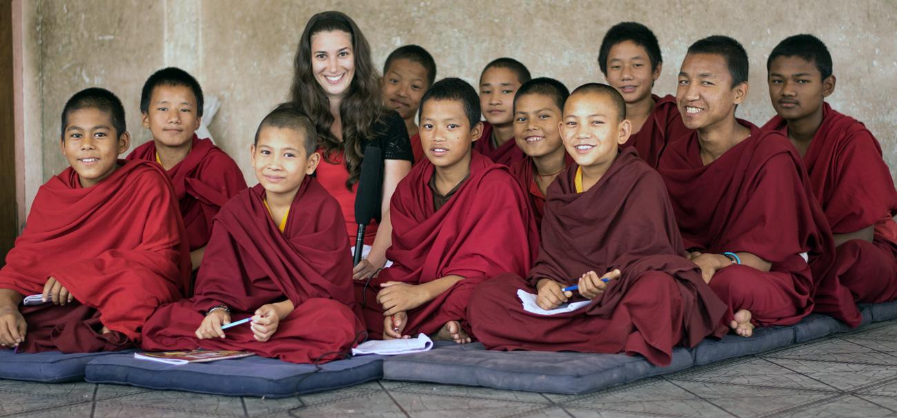 Billedresultat for tibetanske munke