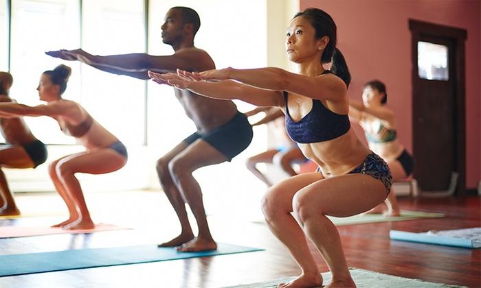 Billedresultat for bikram yoga