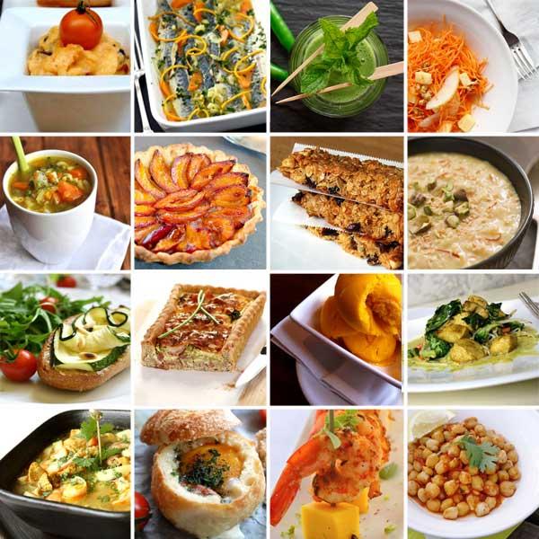 Billedresultat for healthy meals for a week