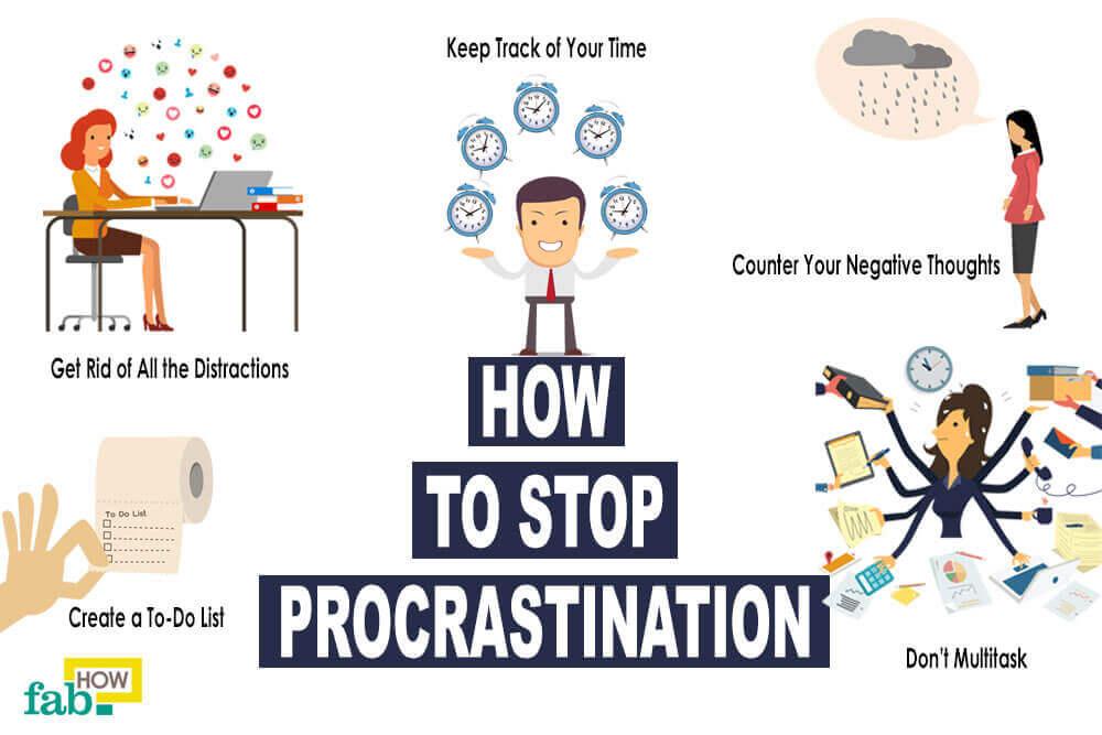 Billedresultat for procrastination