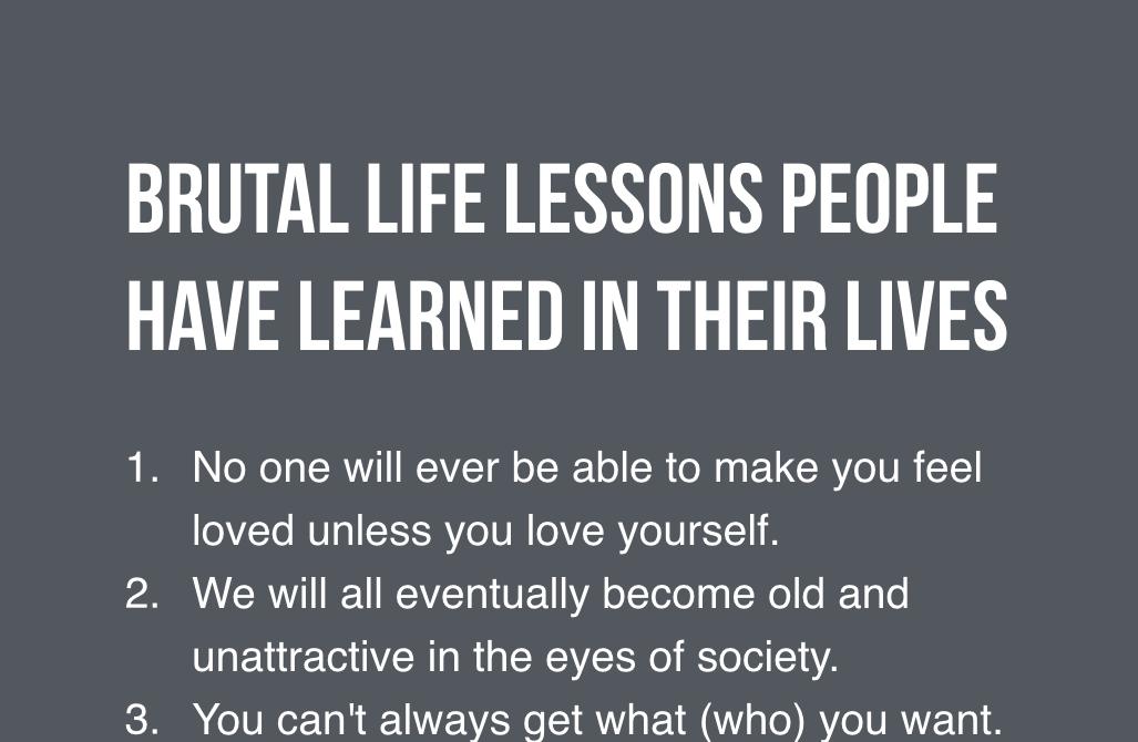 Billedresultat for life lessons from old people