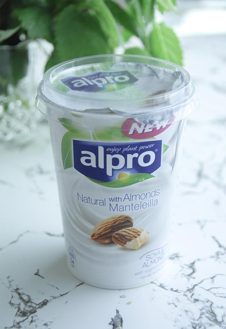 lækker mandel alpo til dressing til pien <3