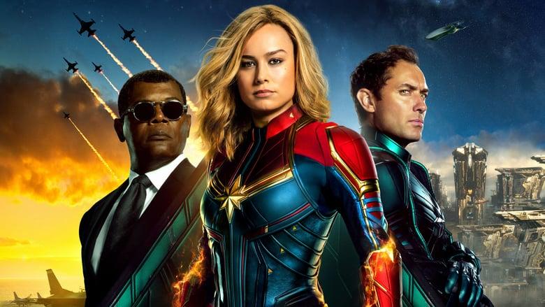 Download Captain Marvel (2019) Full Movie Online