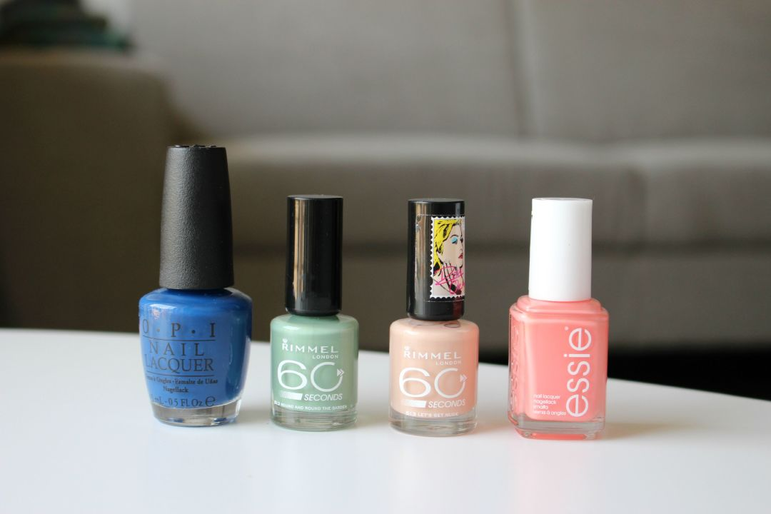 Beauty - Recent nail buys