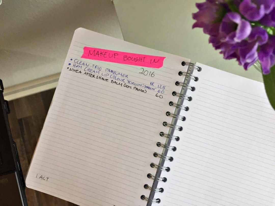 PERSONAL PLANNER 3