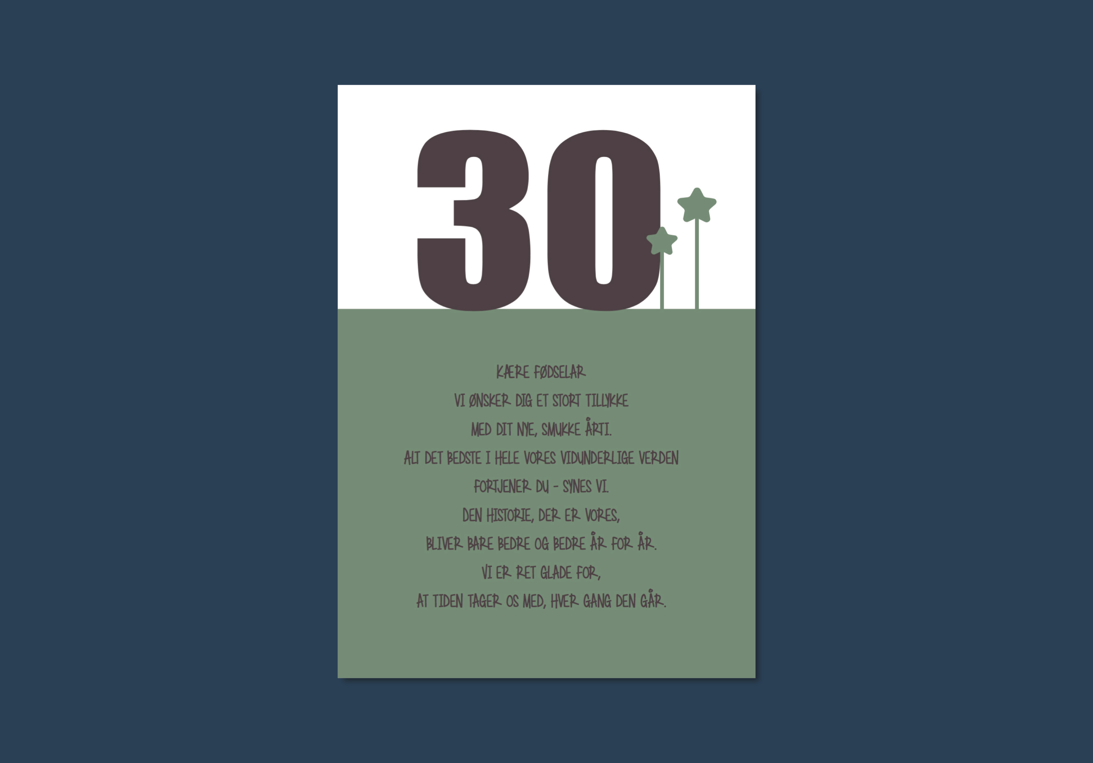 30 års fødselsdag citat   Ikke-kategoriseret   Markussnob