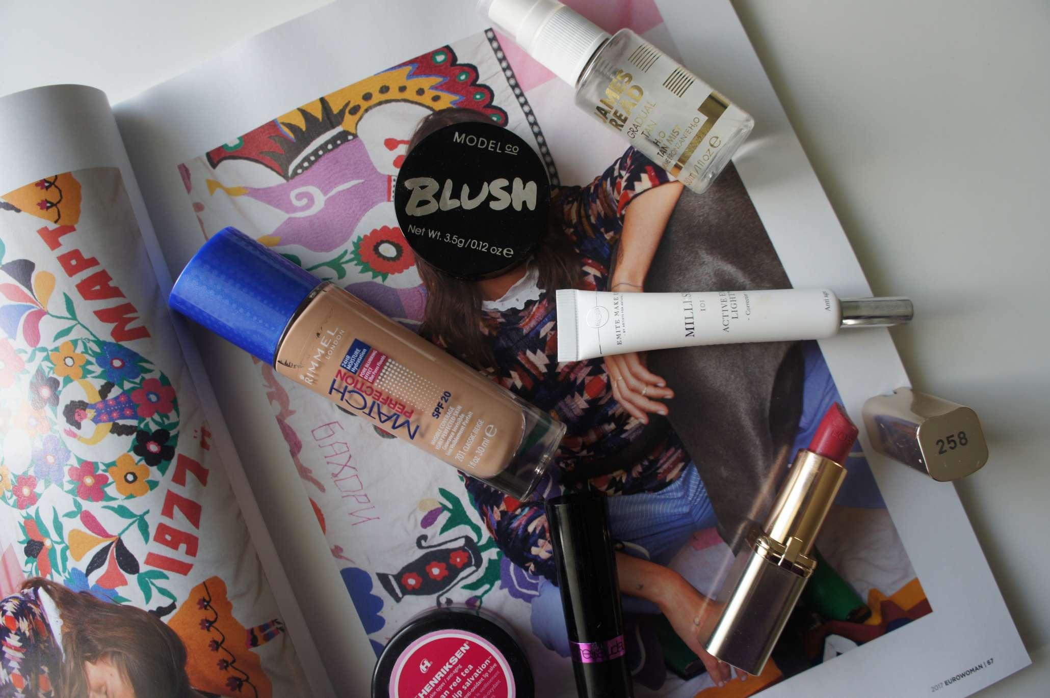 make-up-rutine