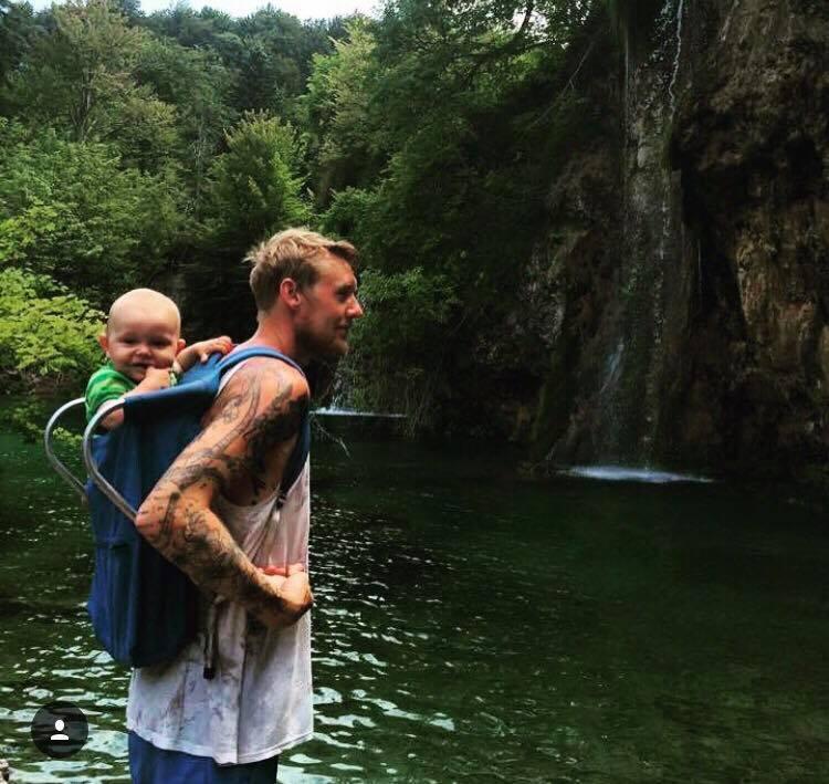 Anker og Jonas i Kroatien