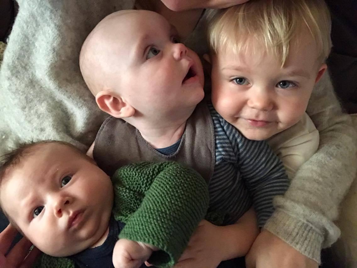 Feriehygge med fætter Villy