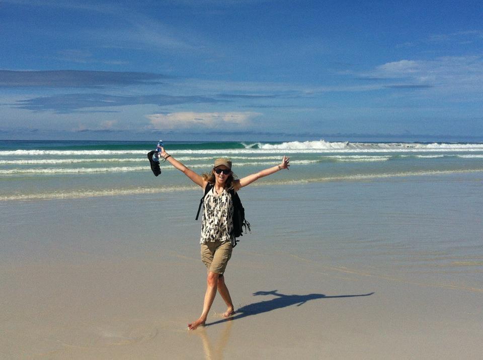 Verdens bedste strande på Isabella Island