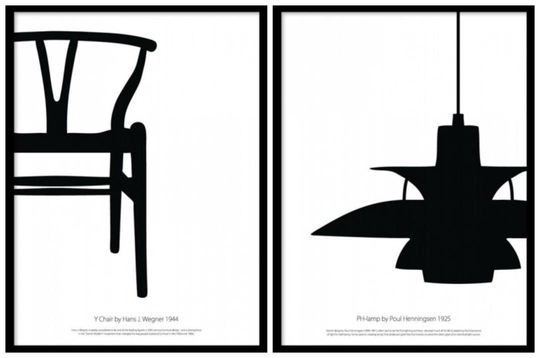 designplakater