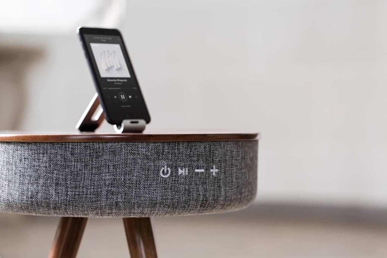 Her bliver højttaleren til et møbel | Gadgets og ure | Leifshows