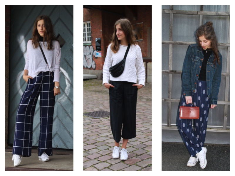 how to style- Printed pants