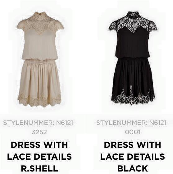 saint tropez kjoler