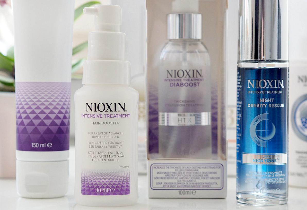 nioxin behandling