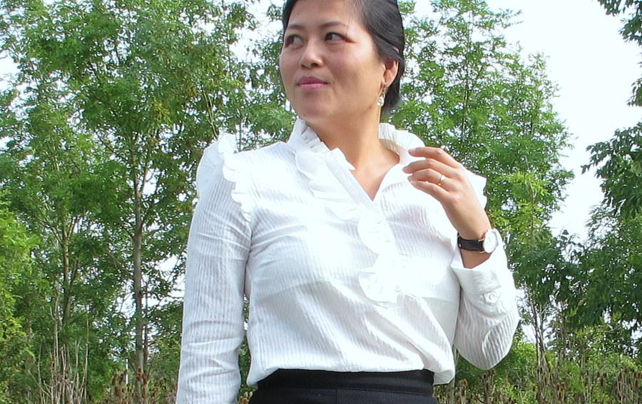 hm hvid trend skjorte
