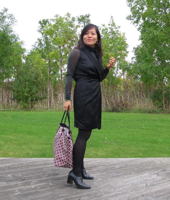 suit dress 1
